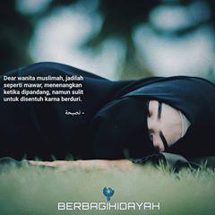 Bunda, Jadilah Murabbiyah