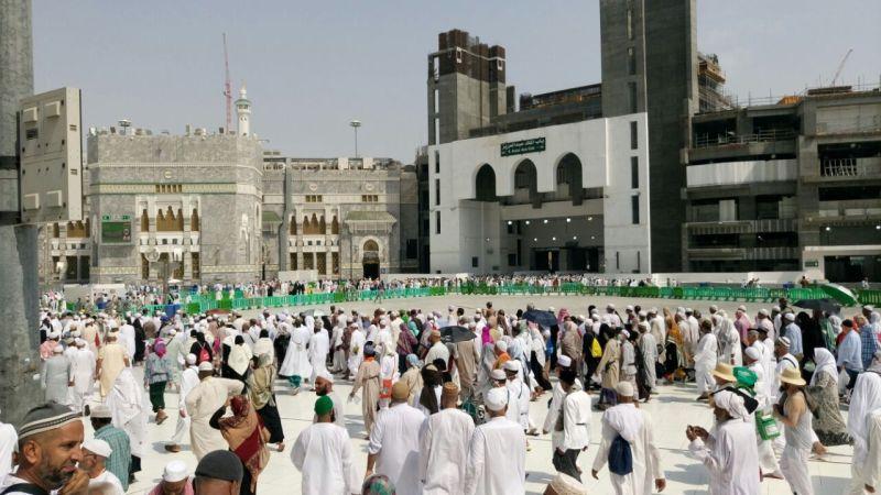Nama nama pintu Masjidil Haram
