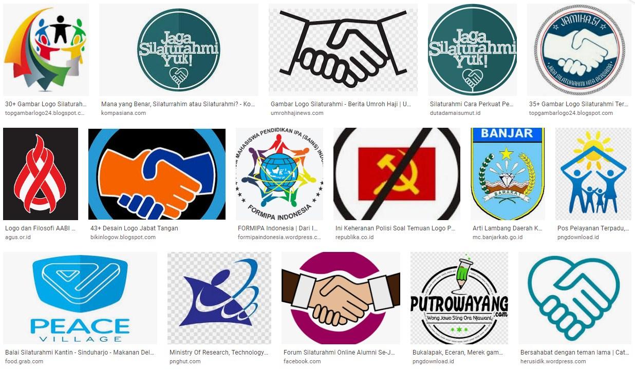Logo silaturahmi keluarga besar