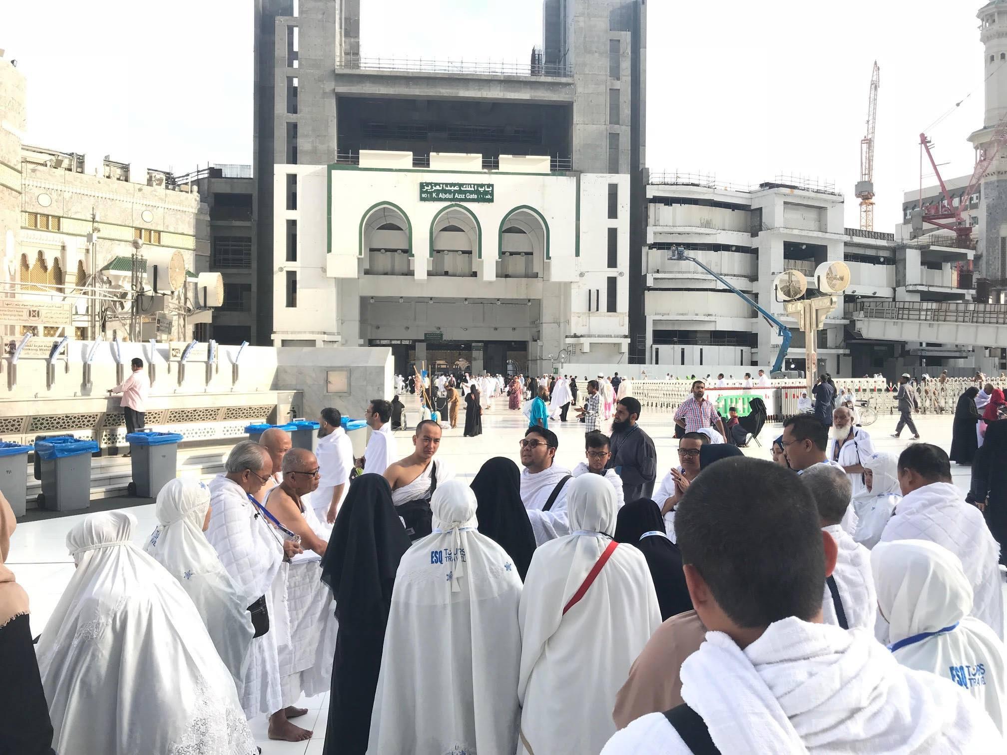 Mengenal nama pintu-masuk-di-masjidil-haram