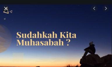 Muhasabah jiwa (Muslim.or.id)