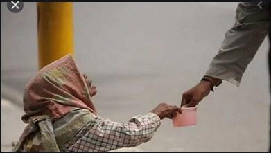 Sikap seorang muslim terhadap harta, selalau bersedekah dari harta yang diperolehnya (Hidayatullah.com)